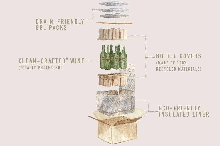 INNOVATIVE, ECO-FRIENDLY PACKAGING