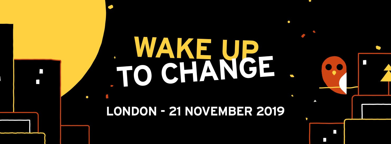 Sleep Out event in London 21 November 2019