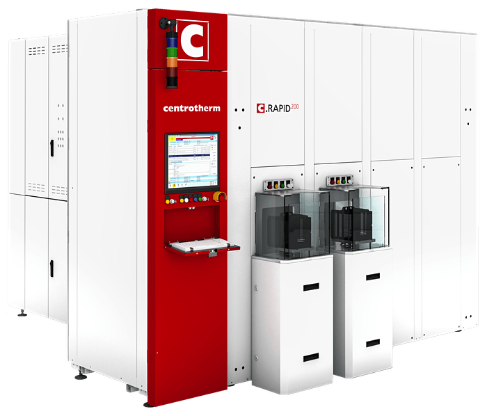 c.RAPID 200: 硅基及化合物半导体快速热处理系统(RTP)