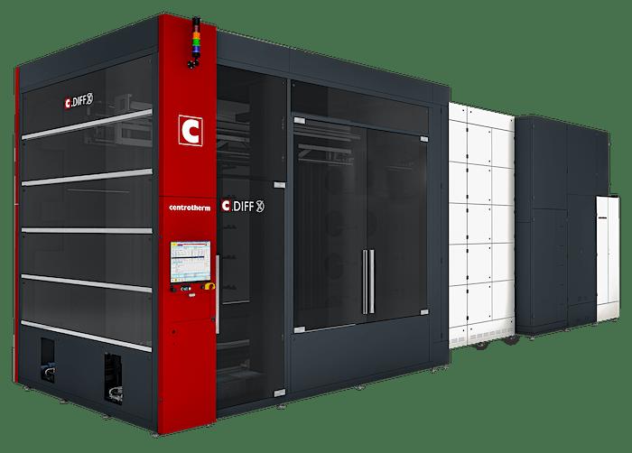 c.DIFF X: 用于太阳能电池大规模生产的先进低压扩散设备