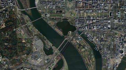 satellite imagery,