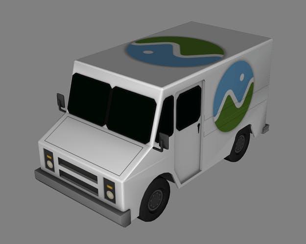 milk truck quantized