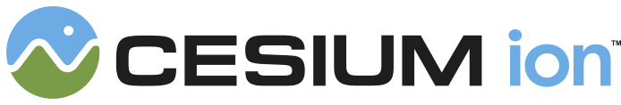 Cesium ion logo