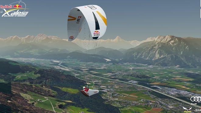 Red Bull X-Alps 2019