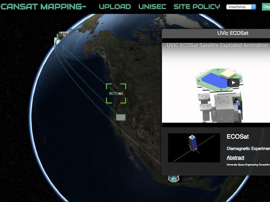 UNISEC Earth