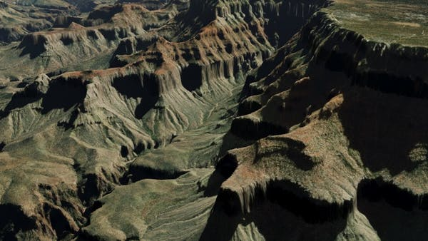 The Grand Canyon in Cesium World Terrain