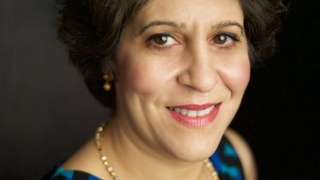 Nadine Alameh, CEO, Open Geospatial Consortium (OGC)