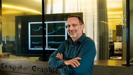 Dr. Norm Badler, Head of Metaverse Research at Cesium
