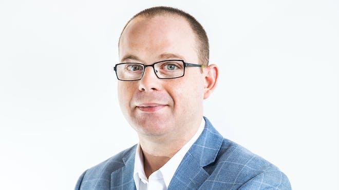 Patrick Cozzi, Cesium CEO