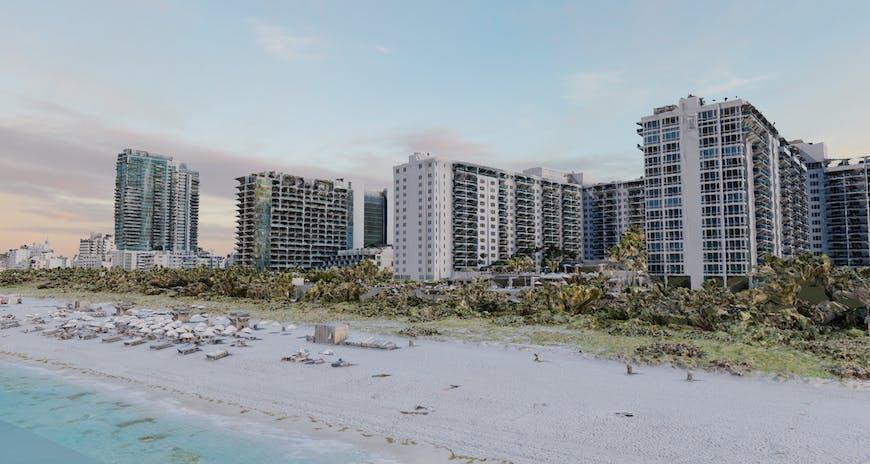 Miami data from Aerometrex