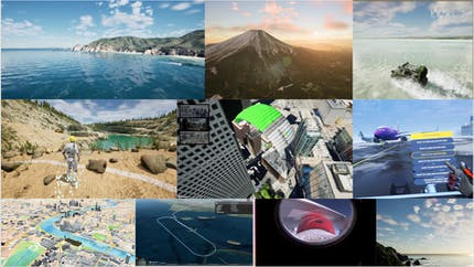 Cesium open source projects