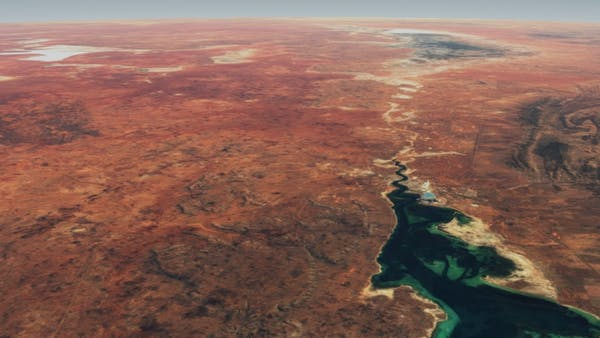 Sentinel-2 cloudless satellite imagery of Port Augusta in Southern Australia