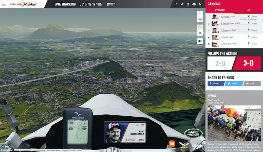 Red Bull X-Alps 2021