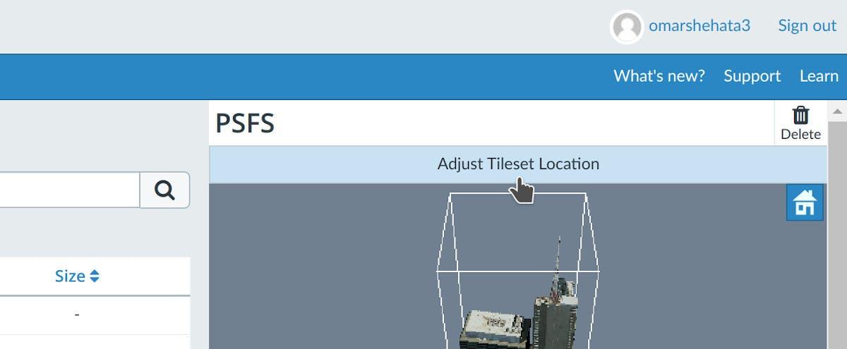 Building proposal adjust tileset location