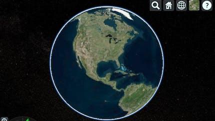 google earth HelloWorld
