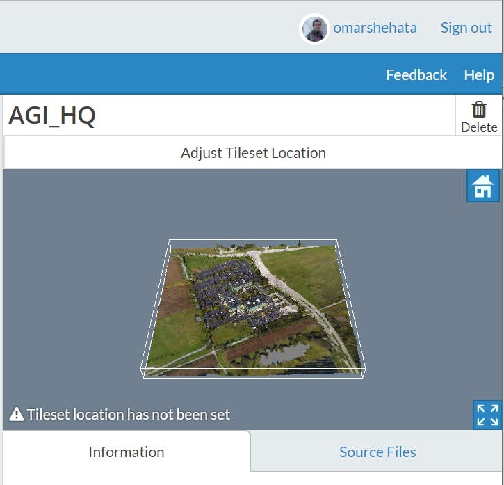 Integrating with 3DS Max AGI adjust location