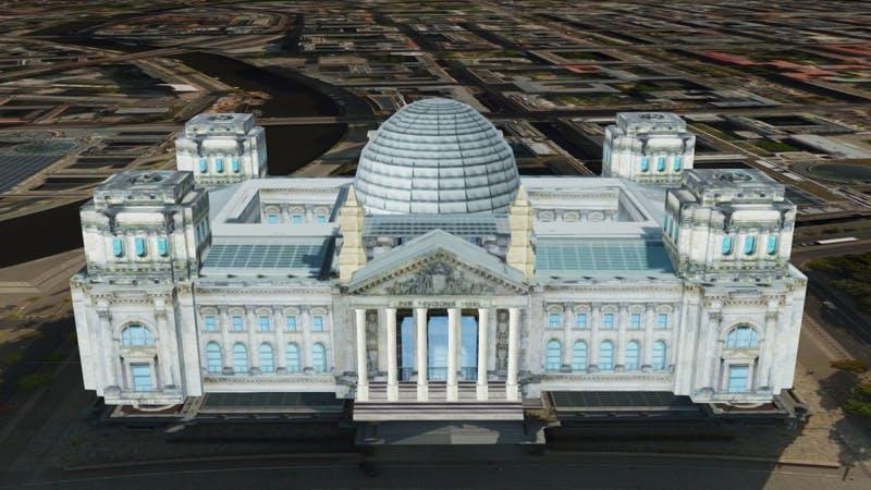 REST API Reichstag