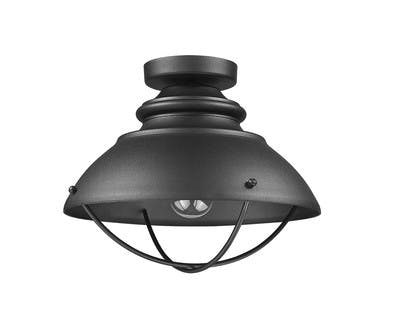 Homestead Ceiling (2) Flush in Black