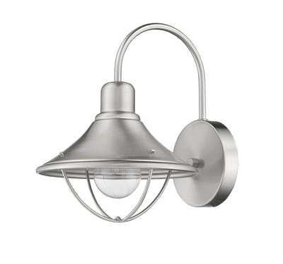 Mix & Match Sconce (1) in Satin Nickel