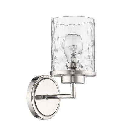 Mix & Match Sconce (2) in Polished Nickel