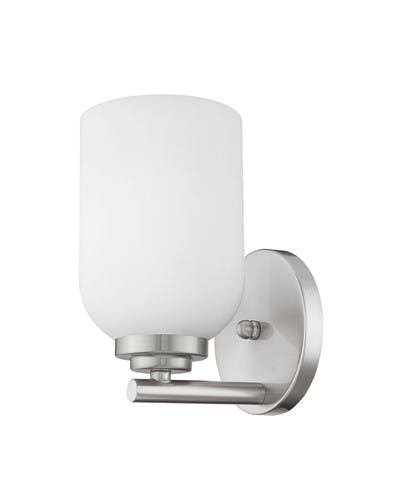 Harper Sconce in Satin Nickel
