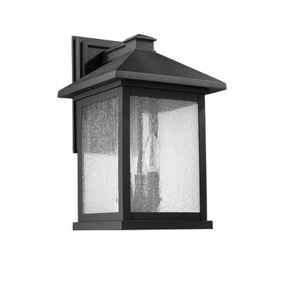 Carriage House Wall Mount (Large) in Black