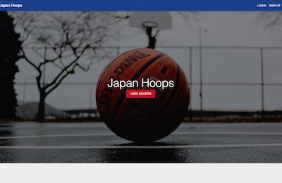 Japan Hoops 1