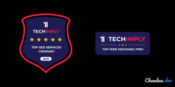 TechImply trust badges