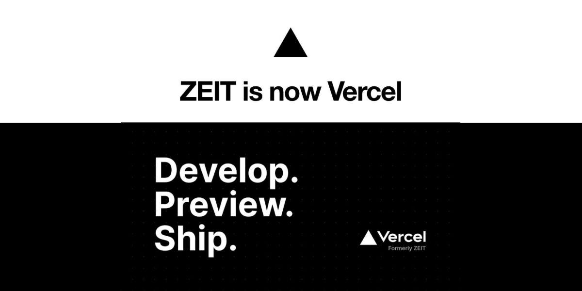 "Cover Image for ""Zeit now"" is now, Vercel. What does this mean to existing websites?"