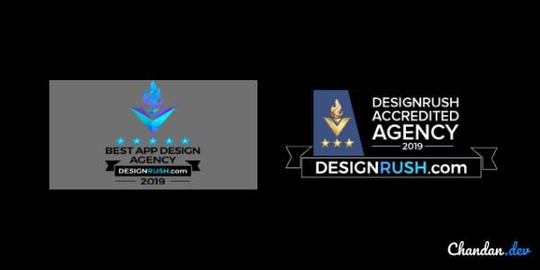 Design rush trust badges