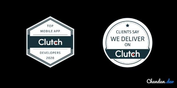 Clutch trust badges