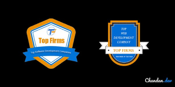 Top firms trust badges
