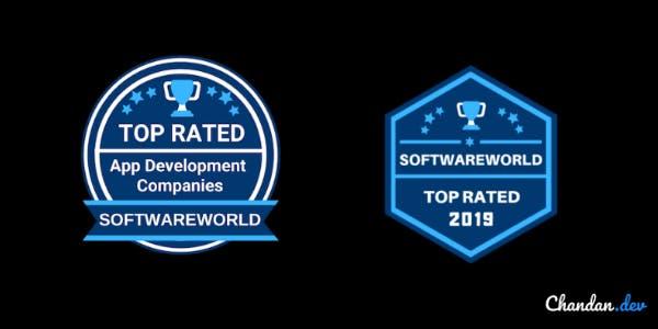 Software world trust badge
