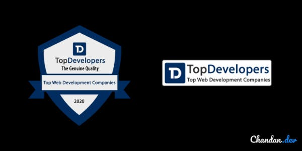 Top devlopers trust badges