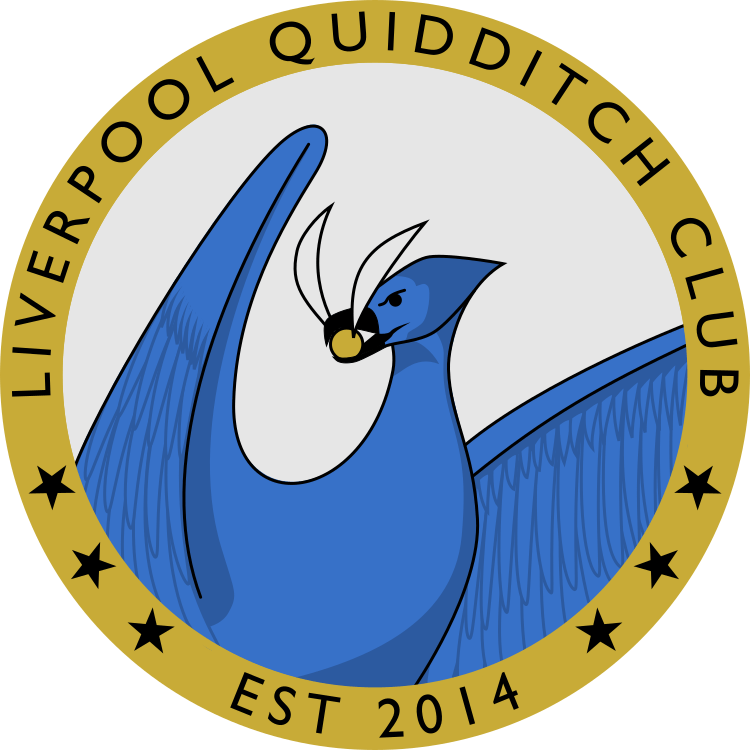 Liverpool Quidditch Club logo