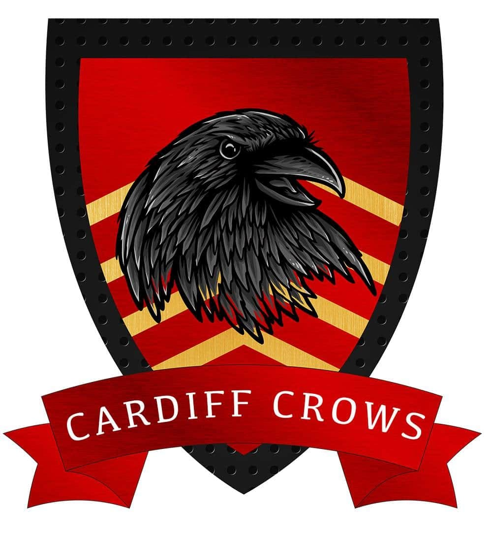 Cardiff University Quidditch Club logo