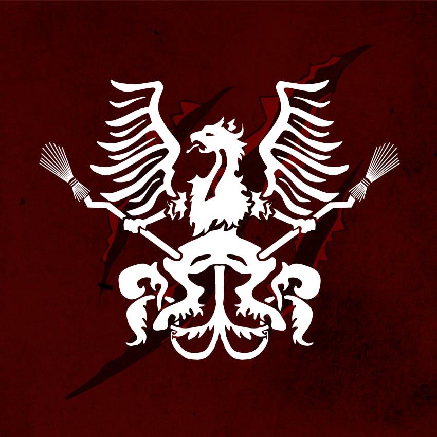 Holyrood Hippogriffs logo
