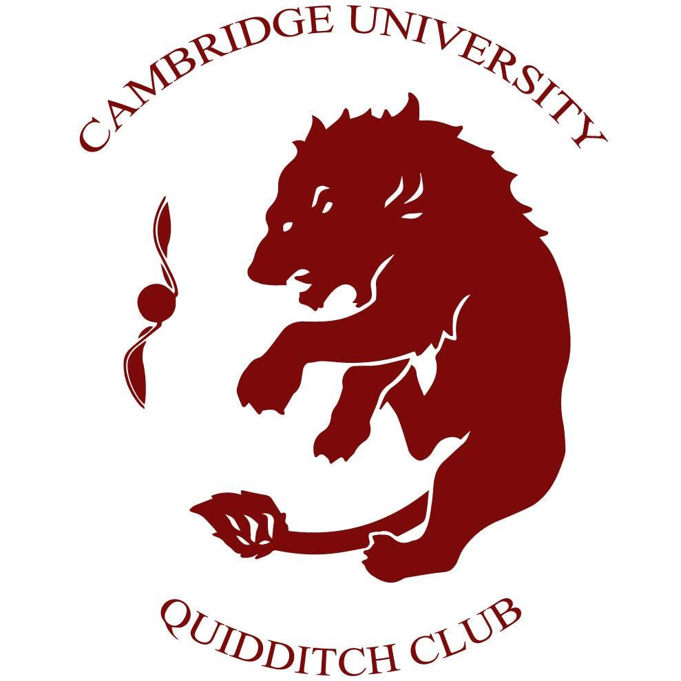 Cambridge Quidditch Club logo