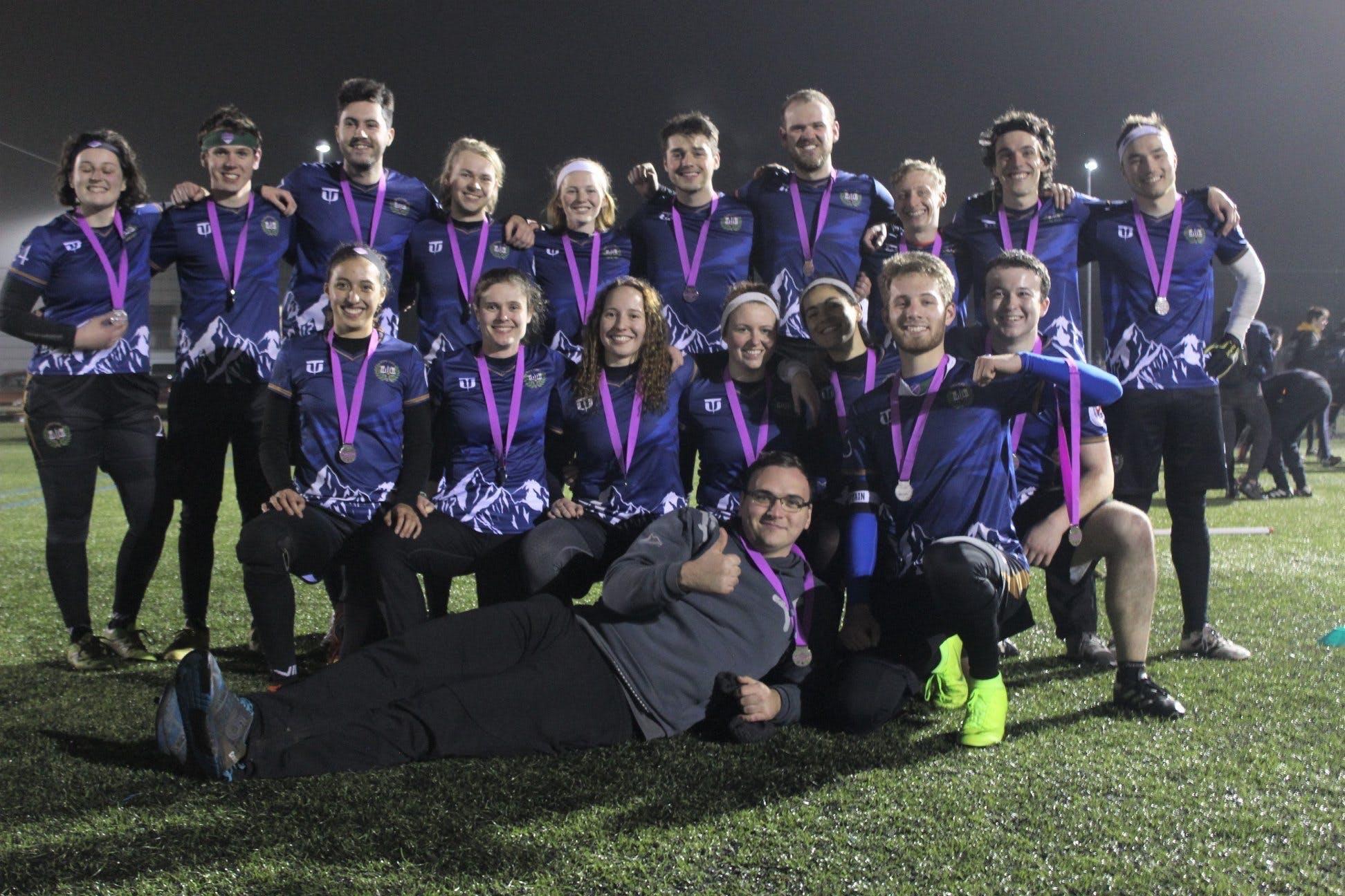 Olympians Quidditch Club