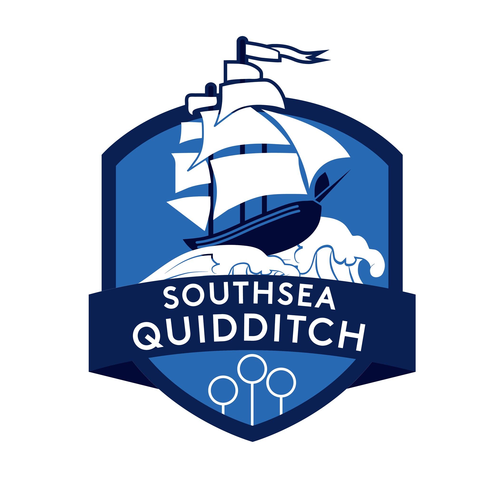 Southsea Quidditch logo