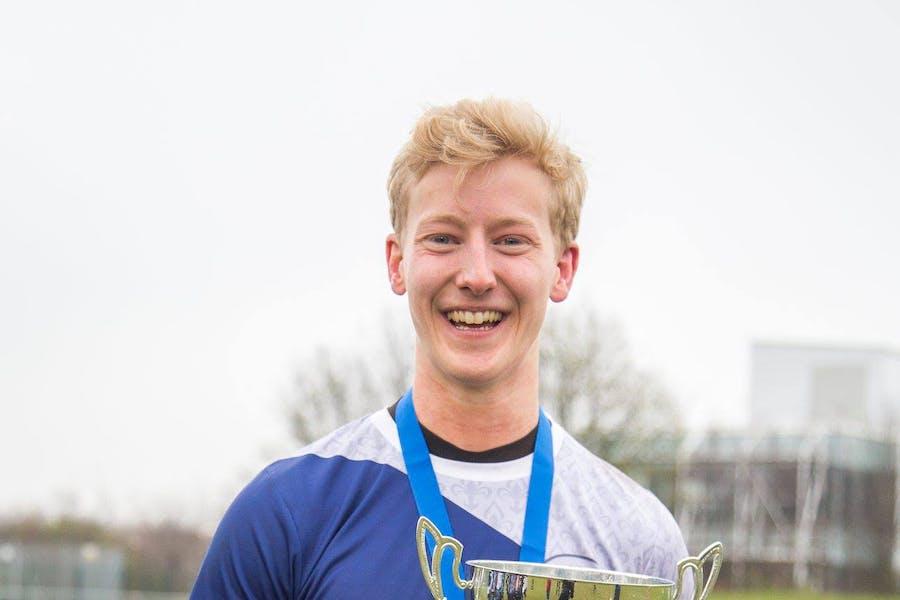 Seb Waters - BQC Trophy