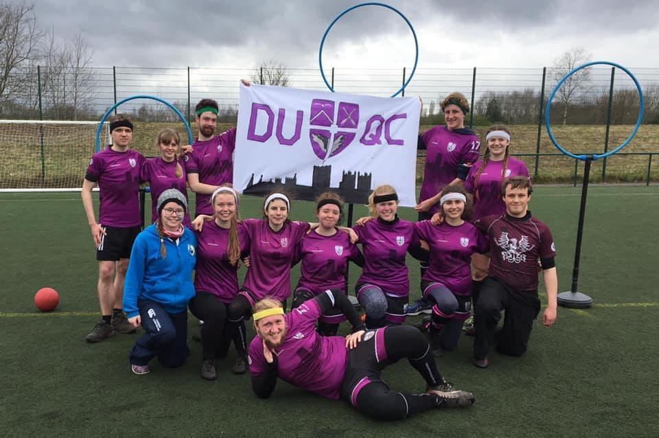 Durhamstrang University Quidditch Club
