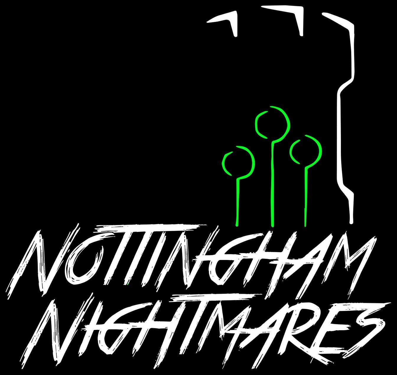 Nottingham Nightmares logo