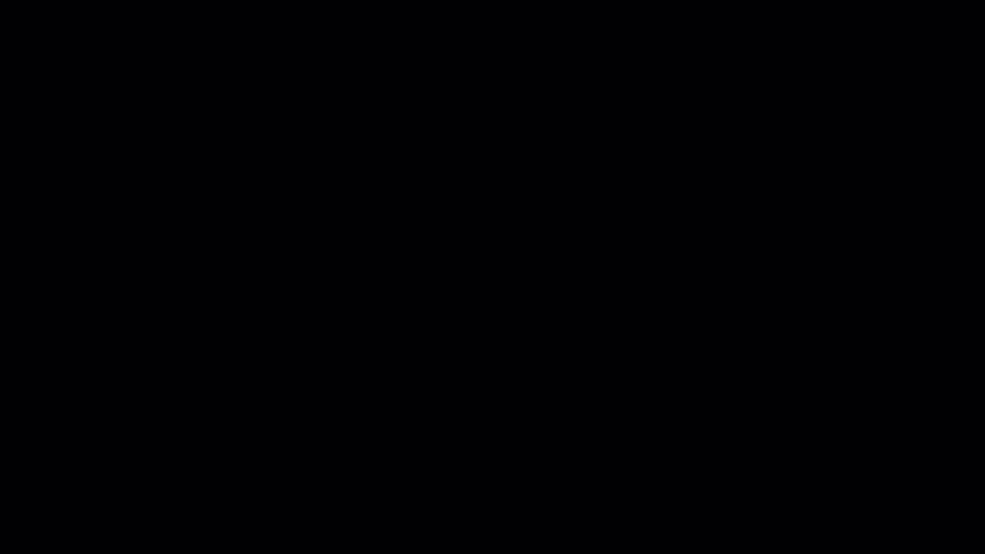 A black screen