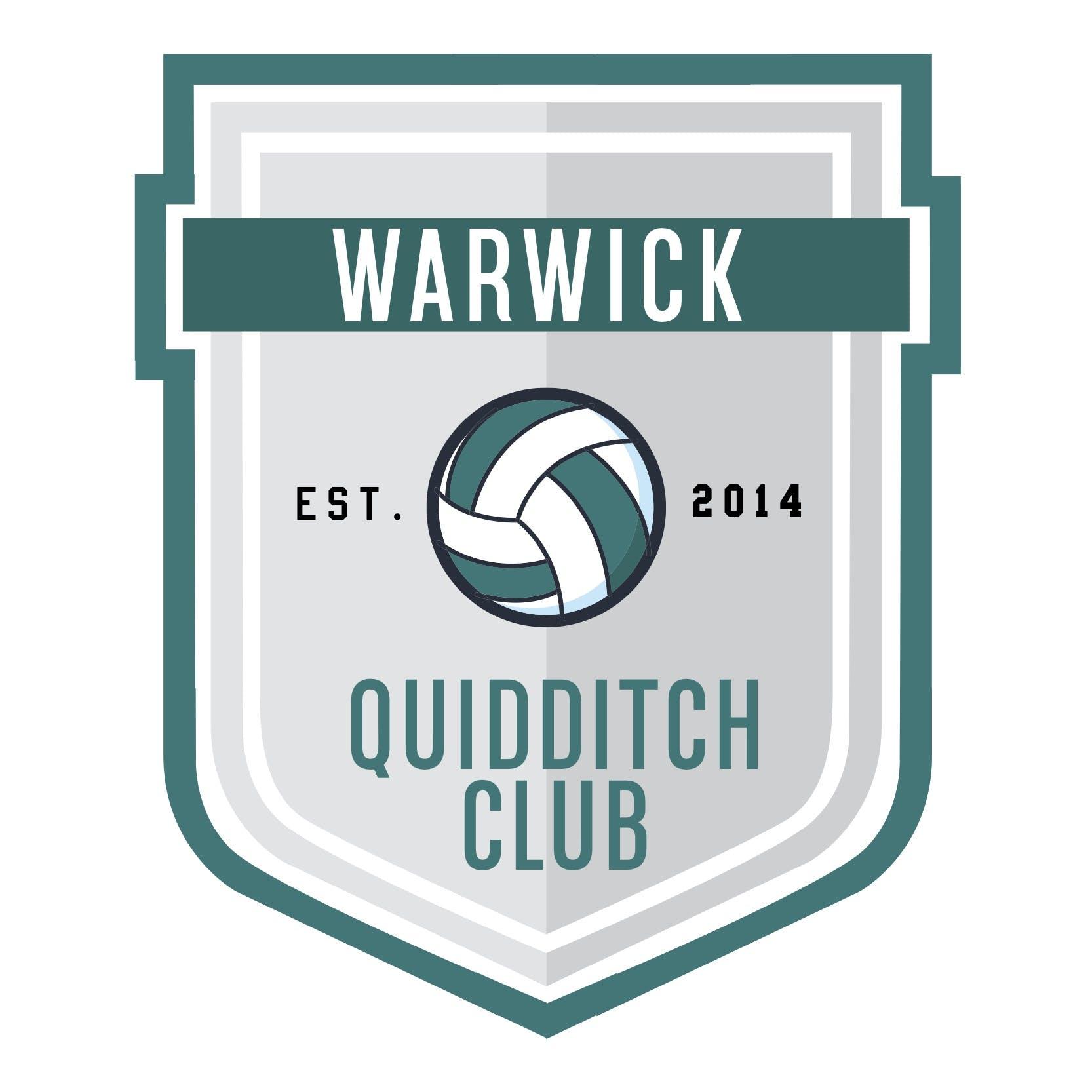 Warwick Quidditch Club logo