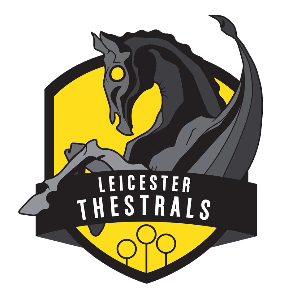 University of Leicester Quidditch Club logo