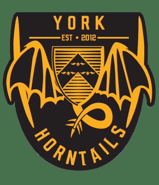 York Horntails logo