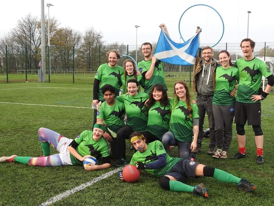 Stirling Quidditch Club