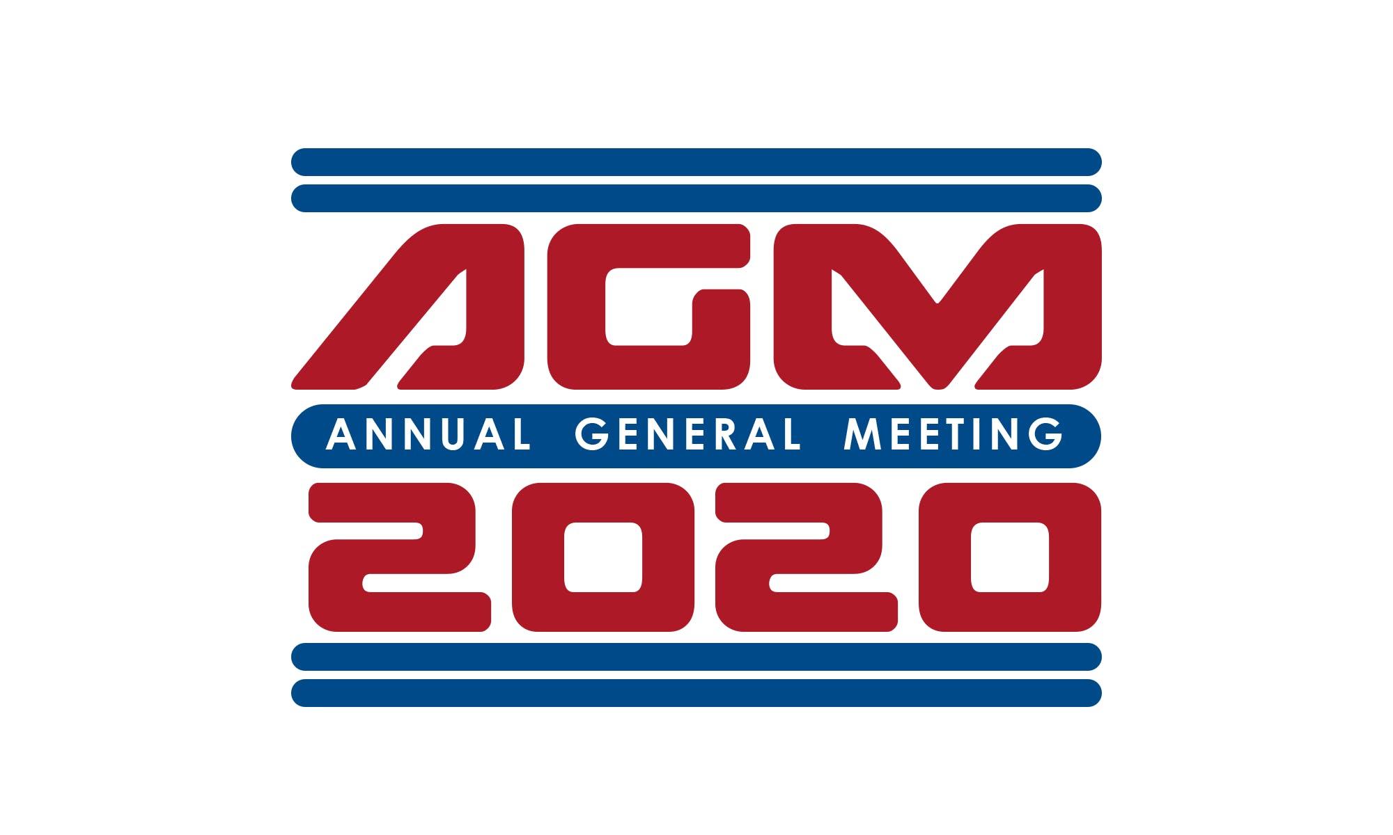 Annual General Meeting Logo