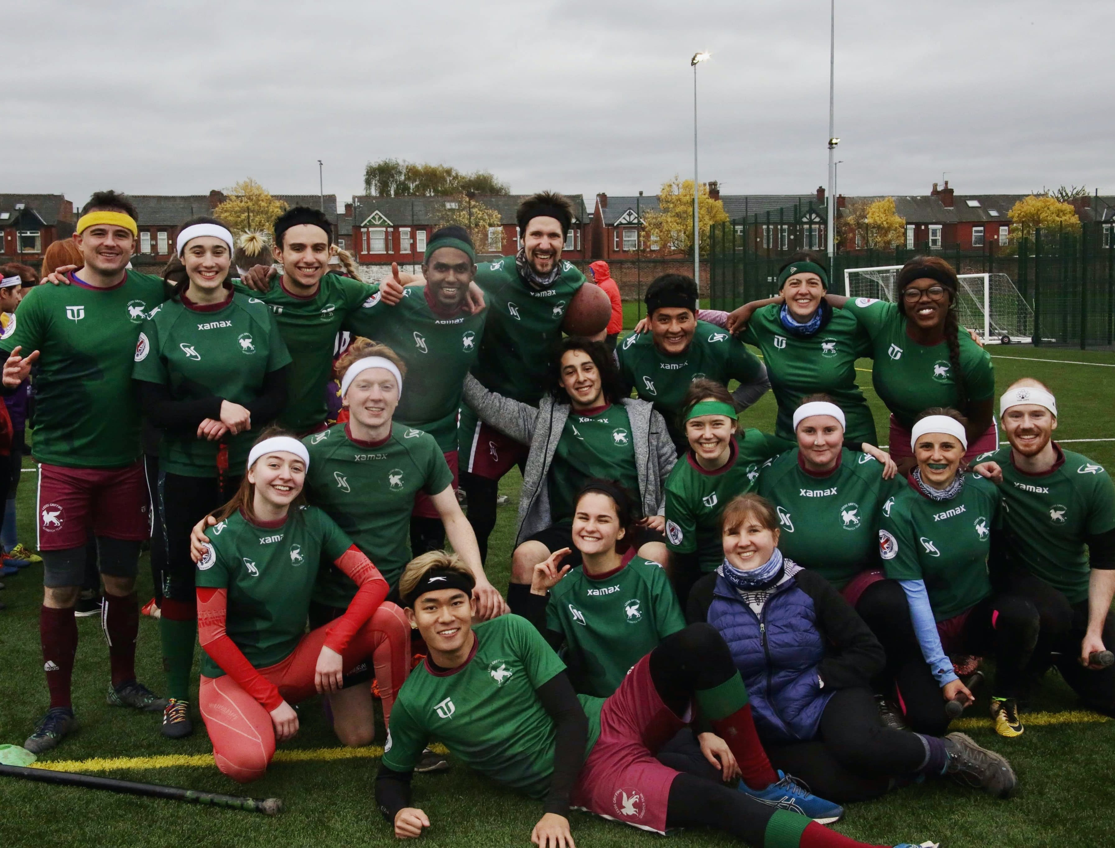 Leeds Griffins Quidditch Club